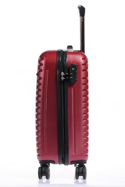 Pierre Cardin Pıerre Cardın 04pc1200-03-km Kiremit Unısex Kabin Boy Bavul