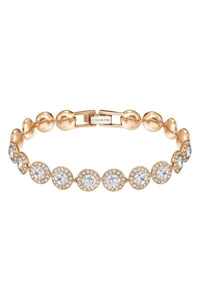 Swarovski Bilezik Angelic:bracelet Cry/ros M 5240513