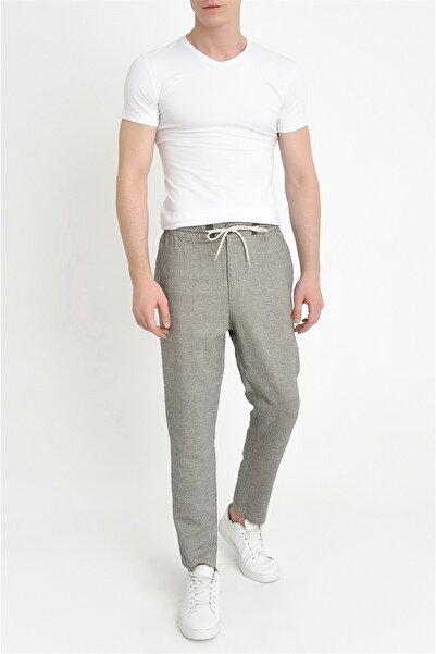 Efor Atp 09 Slim Fit Gri Spor Pantolon