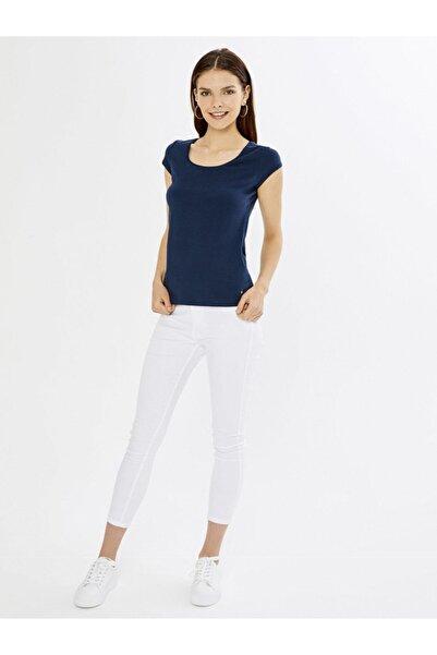 Xint Xınt U Yaka Modal Basic Tişört