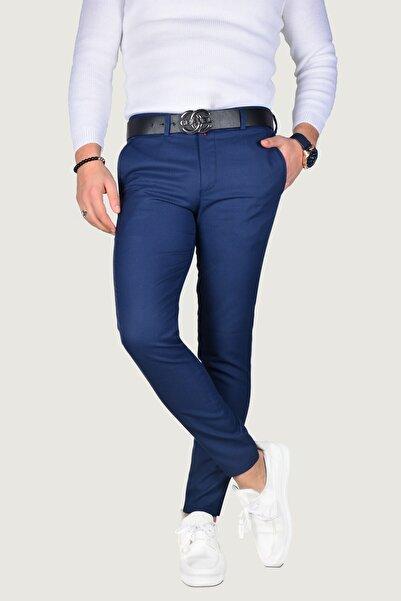 Terapi Men Erkek Keten Pantolon 9k-2200212-008 Lacivert