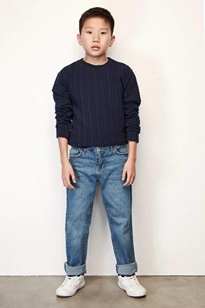 Riccione Erkek Çocuk Mavi Pantolon