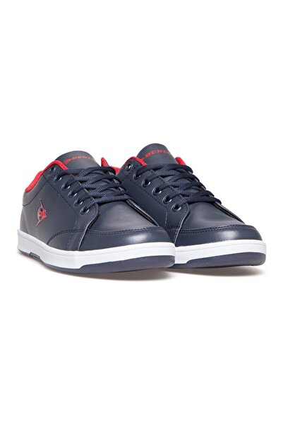 DUNLOP 722405zlacivert_kırmızı Retro Sneaker Ünisex Spor Ayakkabı