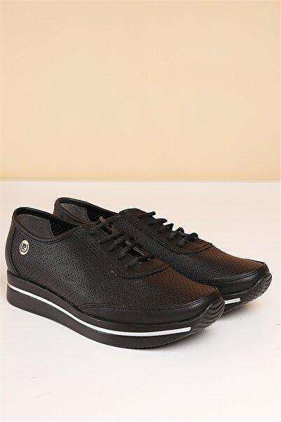 Pierre Cardin Kadın Günlük Ayakkabı-siyah Pc-50100