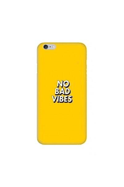 CaseThrone Apple Iphone 6 / 6s Sarı Içi Kadife Silikon Telefon Kılıfı-sr40 Nobadvibes
