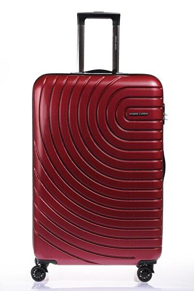 Pierre Cardin Pıerre Cardın 04pc1200-set Kiremit Kiremit Unısex 3 Lü Set Bavul