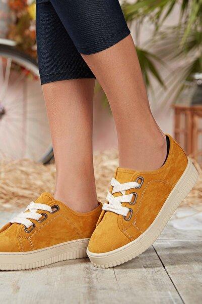 DARK SEER Hardal Kadın Sneaker