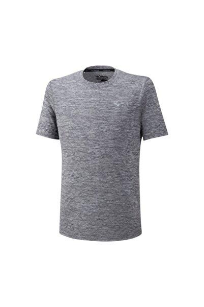 MIZUNO Impulse Core Tee Erkek T-shirt Gri