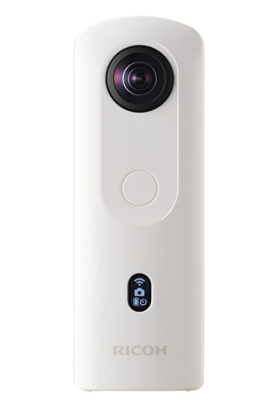 Ricoh Theta Sc2 360 Derece Kamera (Beyaz)