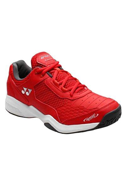 YONEX Lumio Unisex Kırmızı  Tenis Ayakkıbısı