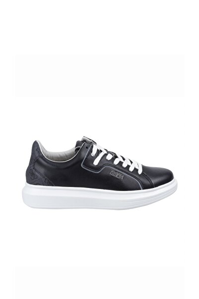 Guess Siyah Erkek Sneaker FM6SALFAL12