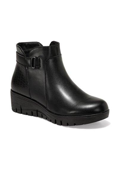 Polaris 161379.z Siyah Kadın Comfort Ayakkabı
