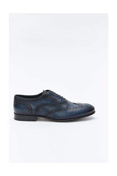 Avva Erkek Lacivert Klasik Ayakkabı A91y8030