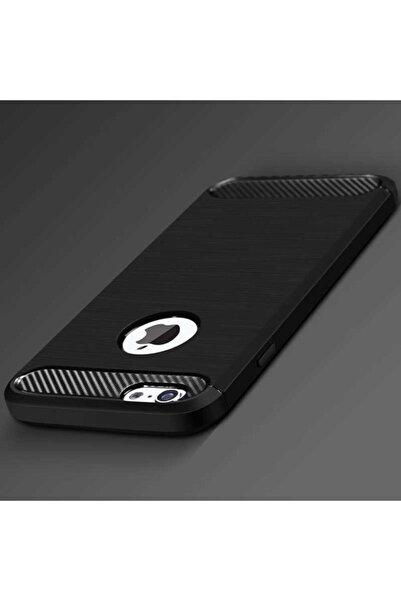 dijimedia Apple Iphone 6s Plus Kılıf Room Darbe Emici Fiber Karbon Kamera Korumalı Zore