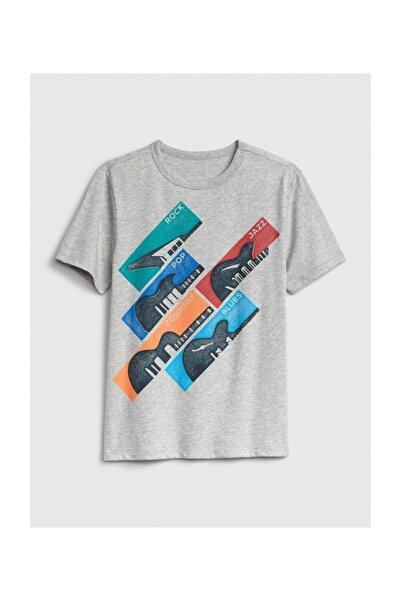 GAP Grafik Kısa Kollu T-shirt