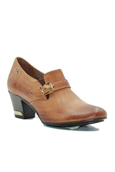 1348y Deri Kadın Günlük Ayakkabı