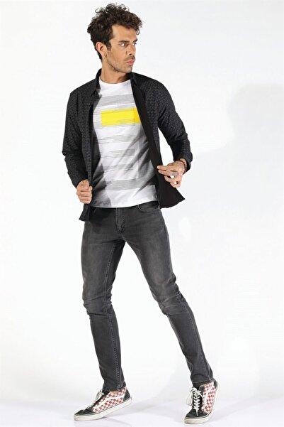 Twister Jeans Erkek Eg 1658 (T) Sıyah
