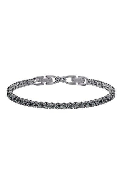Swarovski Bilezik Tennis Dlx:bracelet Rnd Dlx Bdia/rus M 5514655