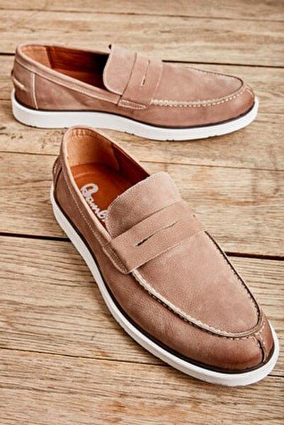 Kum Nubuk Erkek Casual Ayakkabı L1728350201
