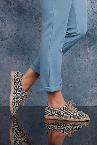 DARK SEER Siyah Kadın Günlük Ayakkabı