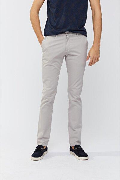 Avva Erkek Taş Yandan Cepli Düz Slim Fit Pantolon A91b3556