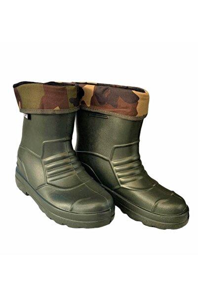 Akınal Bella Termal Çoraplı Su Geçirmez Eva Çizme