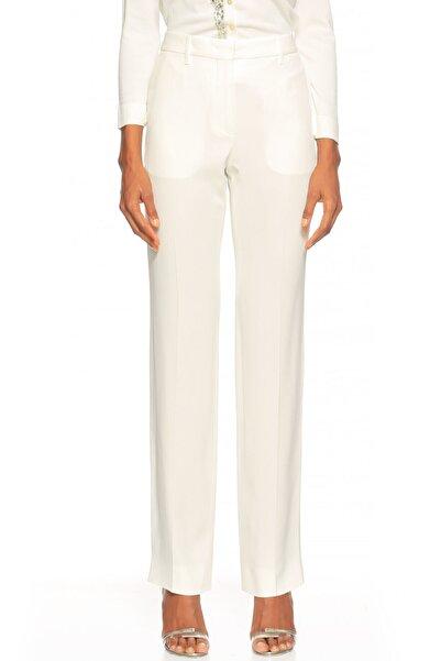Jil Sander Beyaz Pantolon