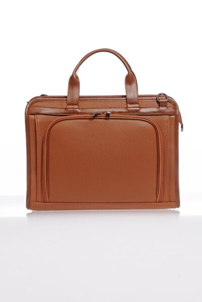 Sergio Giorgianni Luxury Sg071219 Belin/taba Unisex Evrak Çantası