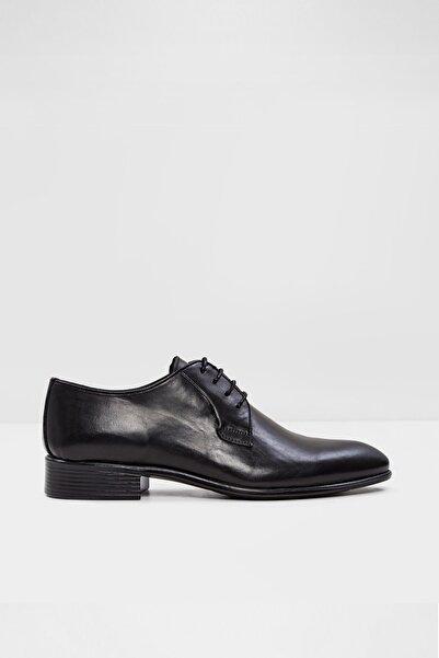Aldo Alba-tr - Siyah Erkek Oxford Ayakkabı
