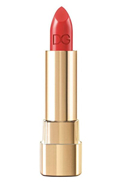 Dolce Gabbana Classic Cream Lipstick 610 Fire Ruj