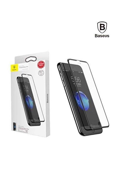 Baseus Iphone 6/6s 7/7s Siyah Temperli Ekran Koruyucu