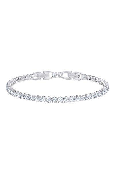 Swarovski Bilezik Tennis Dlx:bracelet Czwh/rhs M 5513401