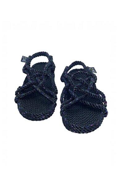 Nomadic State Of Mind -jc Black Disco Hasır Ip Sandalet