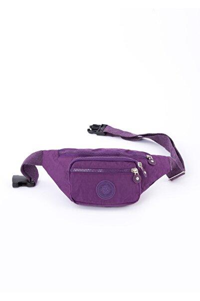 Av A Dos Unisex Krinkıl Çapraz Askılı Bel Omuz Çanta Göğüs Seyahet Günlük Bodybag