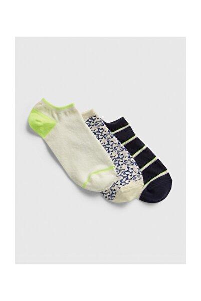 GAP 3'lü Ankle Çorap Seti