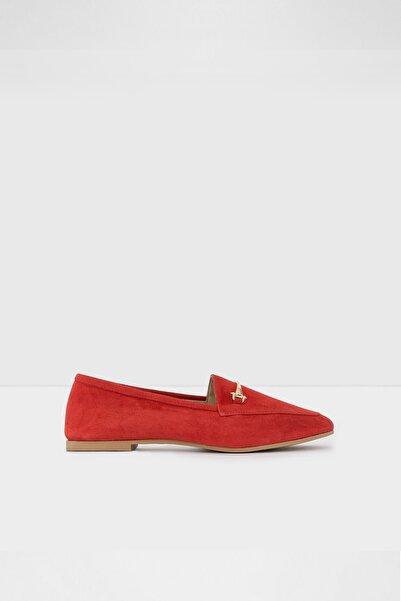 Aldo Kadın  Kırmızı Loafer