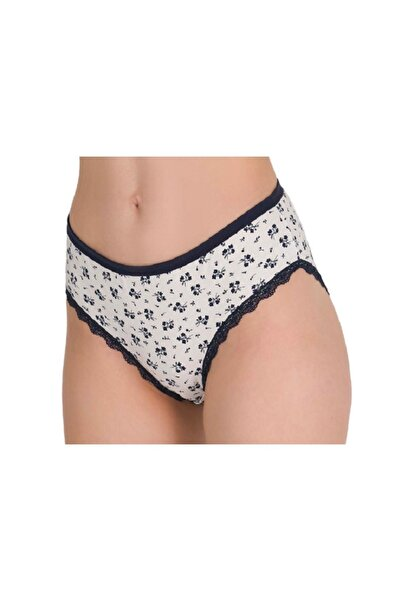 Berrak Kadın Lacivert Bikini Külot 5 Li Paket