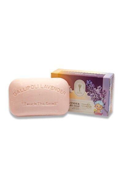 Gallipoli Lavender Doğal Bitkisel Lavanta Ve Papatya Yağlı Bebek Sabunu 100 Gr