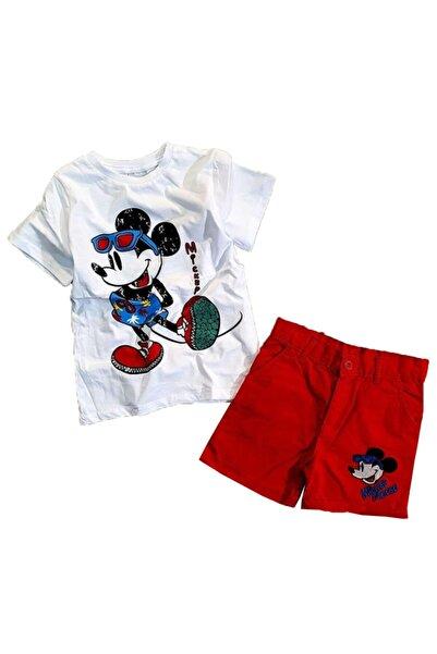 Mickey Mouse Alt-Üst Takım