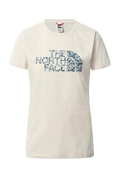 THE NORTH FACE Kadın Tişört Beyaz