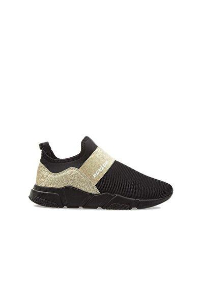 DUNLOP Kadın Siyah Düz Sneaker Dnp-1024