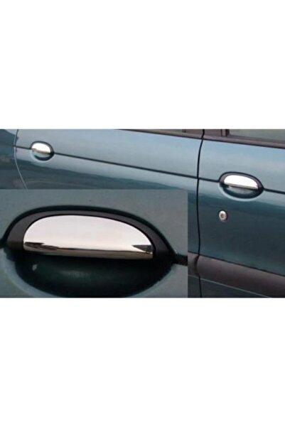 ASKROM Hyundai Getz Krom Kapı Kolu Tk 2002 Üzeri 4 Kapı P.çelik