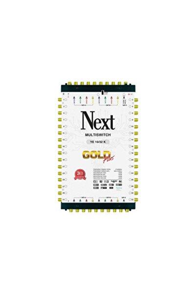 NEXT NEXTSTAR 10/32 Girişli Tv Santraliş Next Gold Plus ( Adaptör Hediyeli ) 32 Abonelik