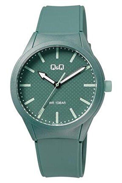 Unisex Yeşil Kol Saati 3g3522
