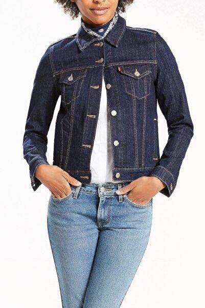 Levi's Kadın Jean Trucker Ceket 29945-0013