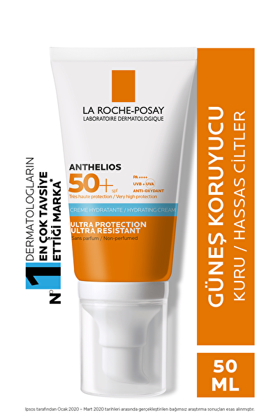 La Roche Posay Anthelios Ultra Spf50+ Cream 50ml