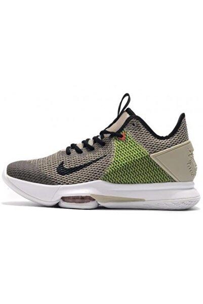 Nike Erkek Yeşi Lebron Witness Iv Basketbol Ayakkabısı Bv7427-200