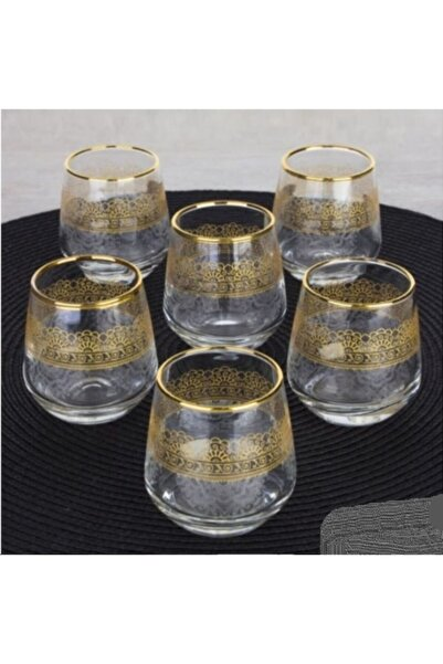 ACAR 6 Tane Kahve Yanı Bardağı