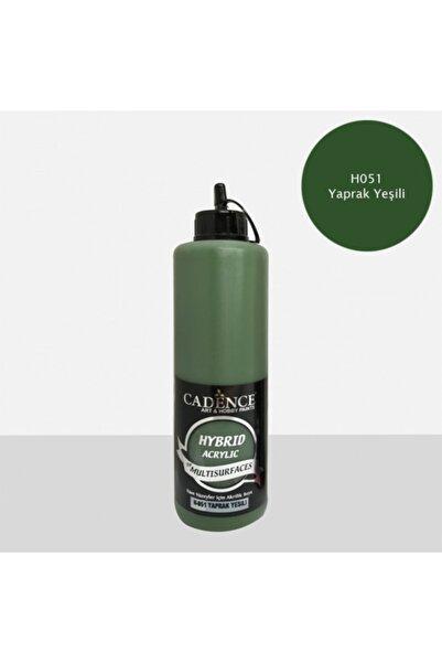 Cadence Yaprak Yeşili Hybrid Multisurface Akrilik Boya 500 ml H-051