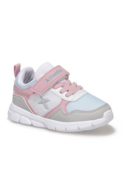 Kinetix Kız Çocuk Beyaz Yürüyüş Ayakkabısı